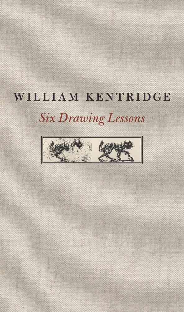 Six Drawing Lessons By Kentridge, William